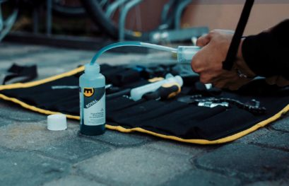 How to bleed and fill a Magura MT brake