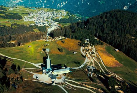 Bikepark Check: Serfaus-Fiss-Ladis in Austria